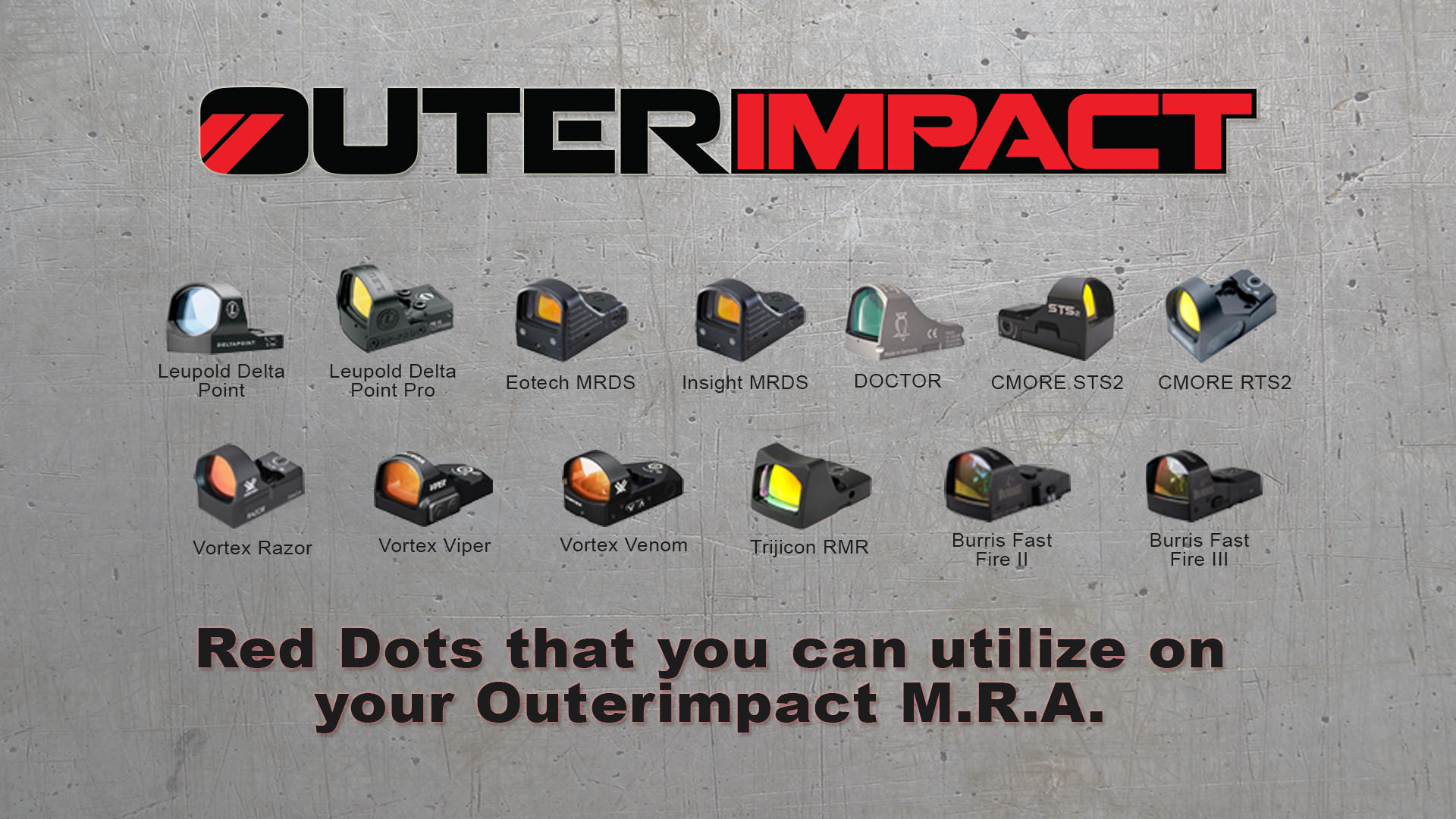 Smith & Wesson Victory M R A  - Coming Soon!!!! - Outerimpact