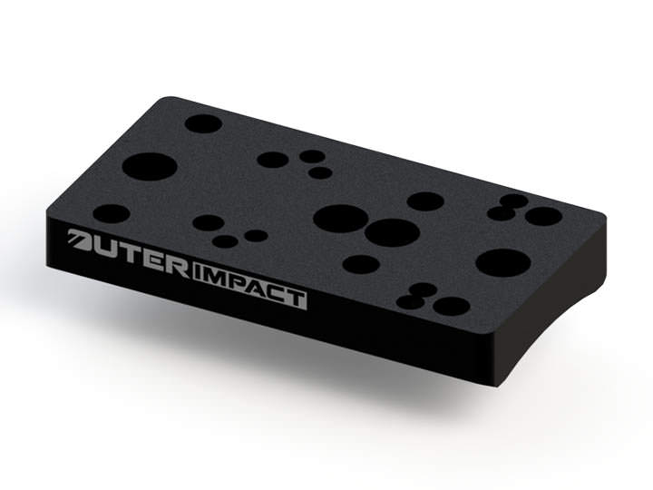 Image of Ruger 10/22 Outerimpact MRA for Red dots - View 1