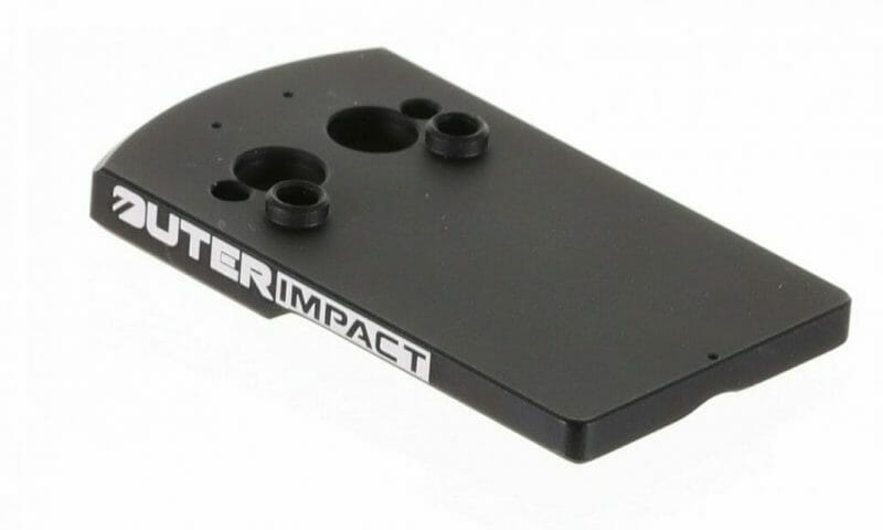 Smith and Wesson M&P Micro Red Dot Mount